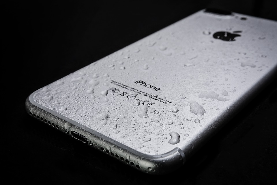 water damage phone