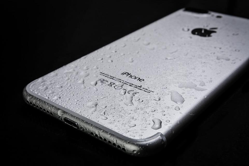 water damage phone